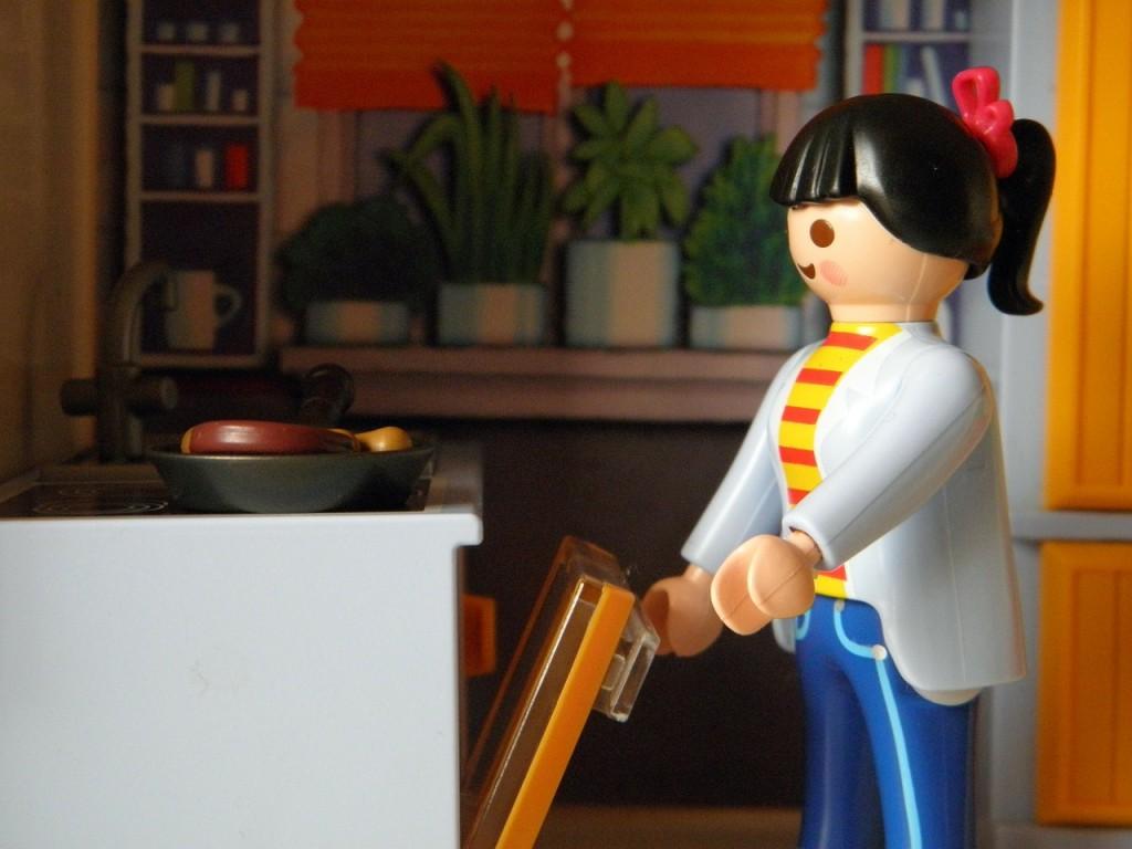 Koken is stom: Ik ben geen keukenprinses