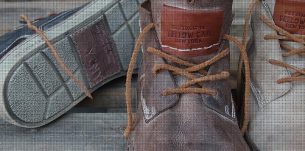 schoenen oud veters