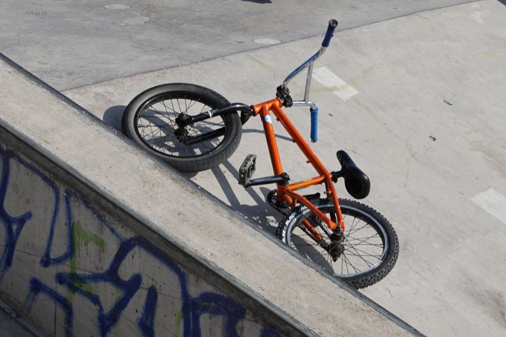 Een peuter, een fiets en een ongeluk (1)
