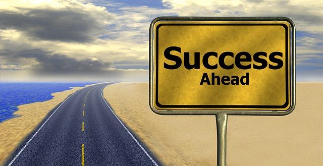 erkenning, succes