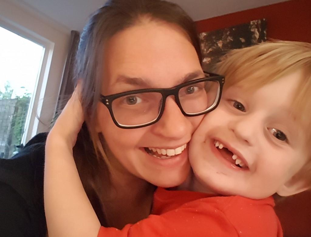 Ik kies voor mijn kind (en doe een stapje terug)