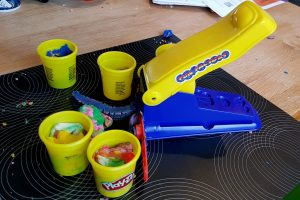 play doh, fun factory, klei