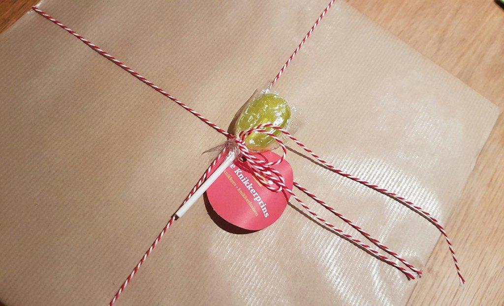 knikkerprins, hubelino, cadeau