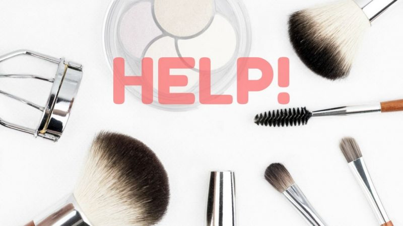 beautybloggers, help, make-up