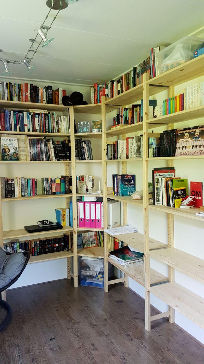 bieb, bibliotheek, boeken