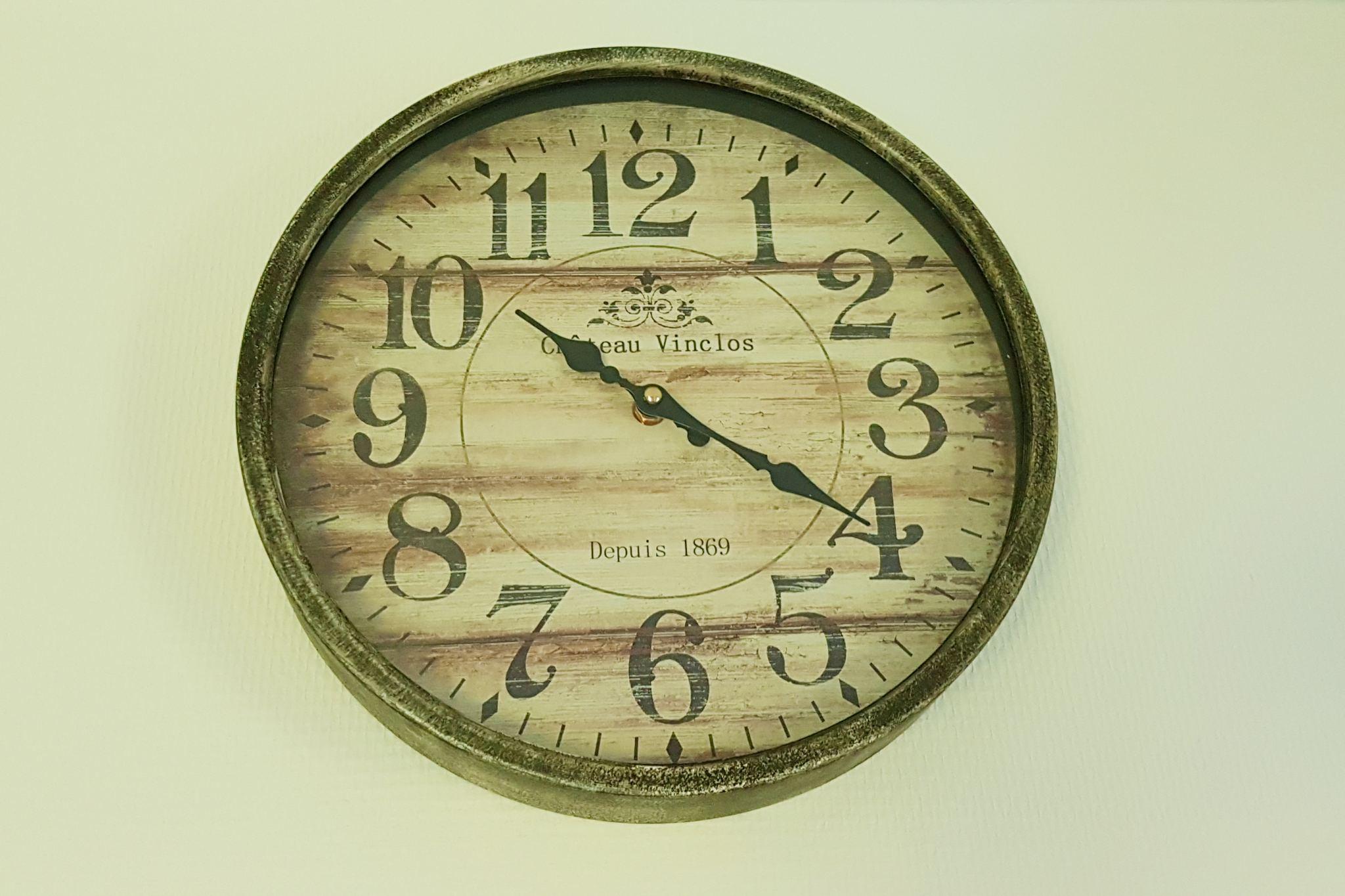 later exclusief assortiment best verkocht klok, houten klok, uurwerk | Volmaakt Onvolmaakt