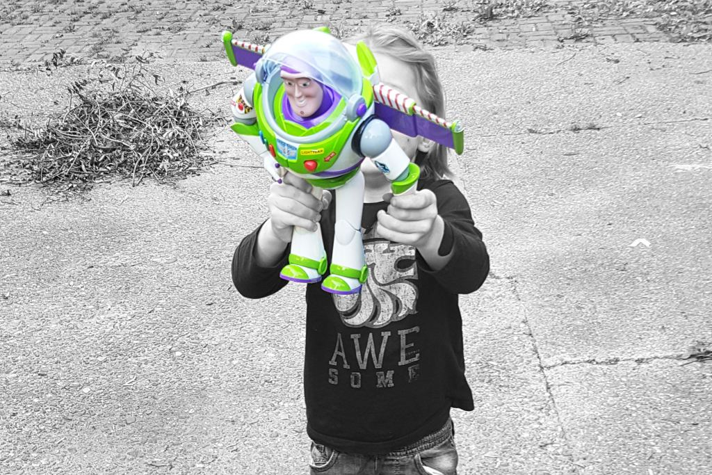 Column: Buzz Lightyear en de eerste speeldate