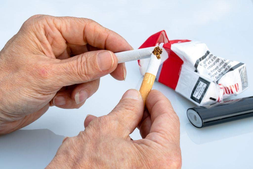 stoppen met roken, niet roken, sigaretten