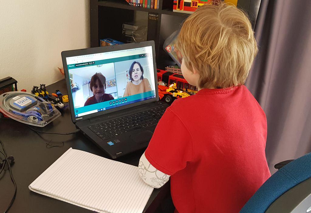 online huiswerkbegeleider, online tutor